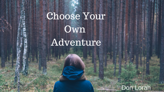 Choose Your OwnAdventure