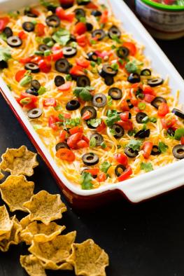 mexican-7-layer-dip-recipe-ohsweetbasil.com-4